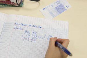 Participation à la 14ème olympiades de l'Étude Solidaire à l'école primaire St Étienne d'Apprentis d'Auteuil à St Estèphe (33)